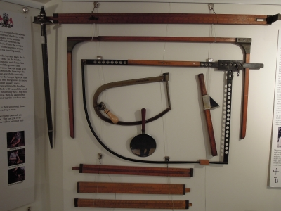 Coopers' tools